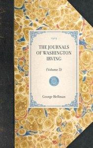 Journals of Washington Irving(volume 3)