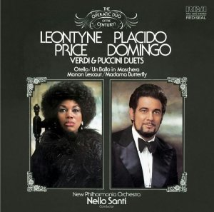 Placido Domingo: Verdi & Puccini Duets
