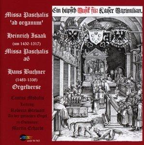 Missae Paschalis/Orgelverse