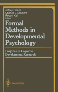 Formal Methods in Developmental Psychology