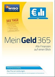 WISO Mein Geld 365 Professional 2017. Für Windows Vista, Windows