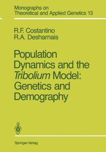 Population Dynamics and the Tribolium Model: Genetics and Demogr