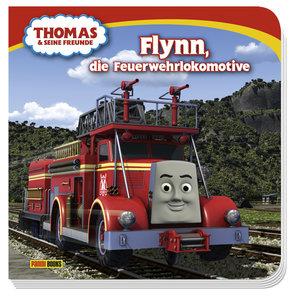 Thomas und seine Freunde. Flynn, die Feuerwehrlokomotive
