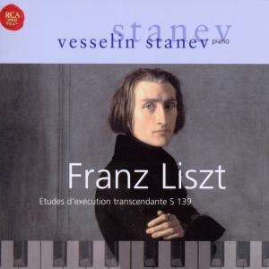 Liszt: Etudes D'execution Transcendante