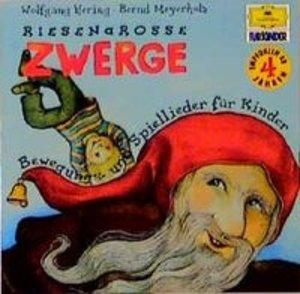 Riesengroße Zwerge. CD