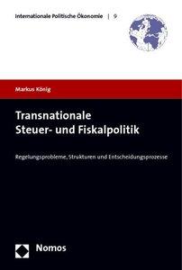 Transnationale Steuer- und Fiskalpolitik