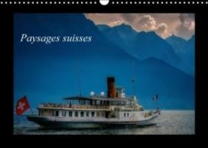 Paysages suisses (Calendrier mural 2015 DIN A3 horizontal)