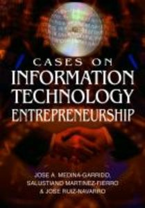 Cases on Information Technology Entrepreneurship