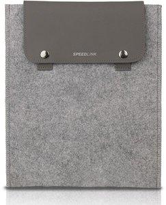 Speedlink SL-7075-GY SLICKER Style Sleeve, Etui für iPad 3/4/Gal