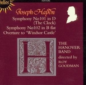 Sinfonien 101 & 102