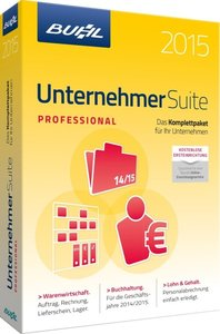 Unternehmer Suite 2015 Professional