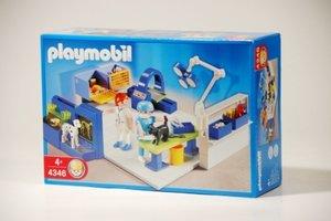 PLAYMOBIL® 4346 - Tierklinik: Tierarztpraxis