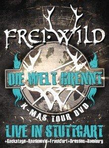 Die Welt Brennt-Live In Stuttgart
