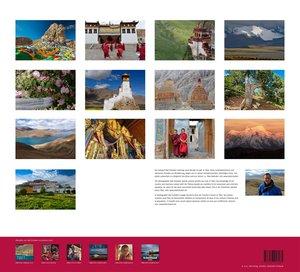 Tibet 2016 Kalender
