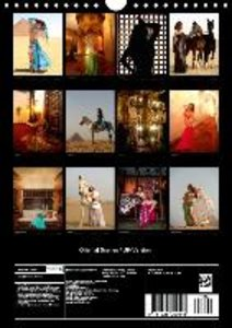 Oriental Scenes / UK-Version (Wall Calendar 2015 DIN A4 Portrait