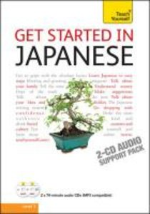Teach Yourself Get Started in Japanese. Audio-CD