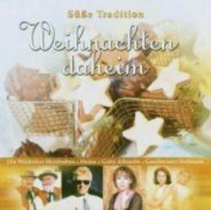Süsse Tradition-Weihnachten daheim