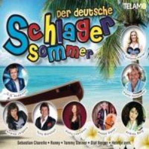 Der deutsche Schlager Sommer 2013