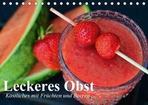 Leckeres Obst. Köstliches mit Früchten und Beeren