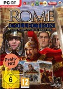 Rome Collection (Drei Aufbauspiele in einer Box)