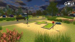 3D Mini Golf - Minigolf für die ganze Familie