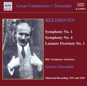 Sinfonien 1+4/Leonore-Ouvertüre