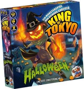 Heidelberger HE542 - King of Tokyo, Halloween