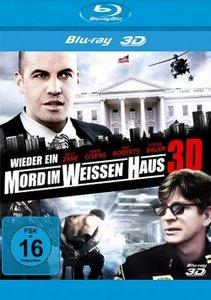 Wieder ein Mord im Weissen Haus 3D
