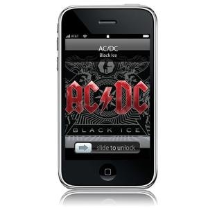 Black Ice iPhone 3G