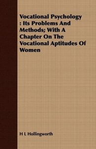 Vocational Psychology