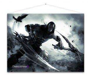Darksiders 2 - Wallscroll / Banner - Death