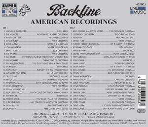 Backline-X-Mas Edition 2005