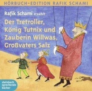 Der Tretroller,König Tutnix,