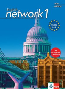 English Network 1 New Edition - Student's Book mit 2 Audio-CDs