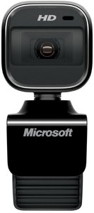 Microsoft LifeCam HD 6000 Webcam für Notebook