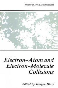 Electron-Atom and Electron-Molecule Collisions