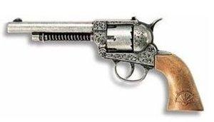 Edison Giocattoli 8026033 - Revolver Frontier Antik