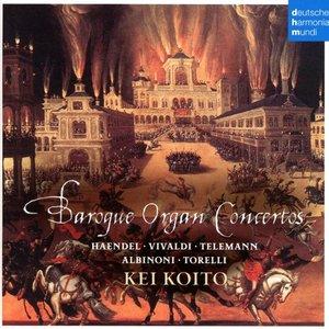 Baroque Organ Concertos
