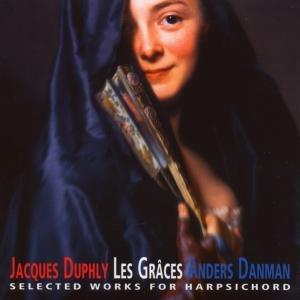 Les Graces-Ausgew.Werke für Cembalo
