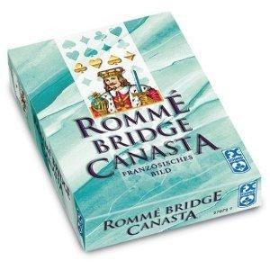 Rommé, Canasta, Bridge