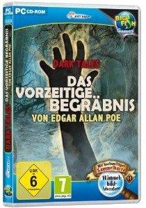 Dark Tales 3: Das vorzeitige Begräbnis von Edgar Allan Poe