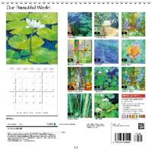 Our Beautiful World (Wall Calendar 2015 300 × 300 mm Square)