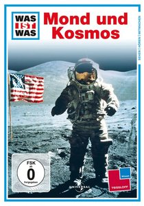 Was ist Was TV. Mond und Kosmos / The Moon and the Universe. DVD