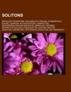 Solitons