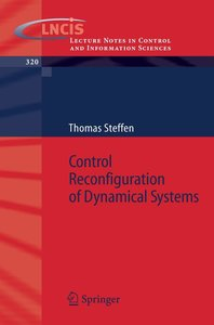 Control Reconfiguration of Dynamical Systems