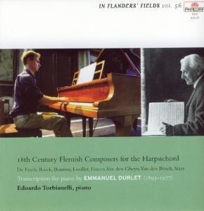 18th Century Flemish Harpsichord (transcr.Durlet)