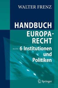 Handbuch Europarecht