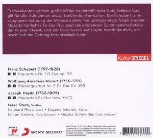 KulturSPIEGEL: Die besten guten - Trios & Quartett