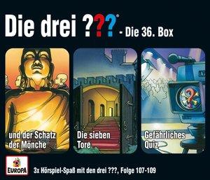 36/3er Box (Folgen 107,108,109)