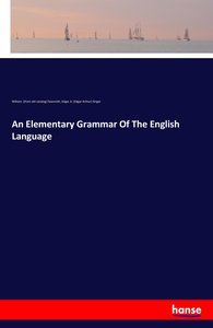 An Elementary Grammar Of The English Language